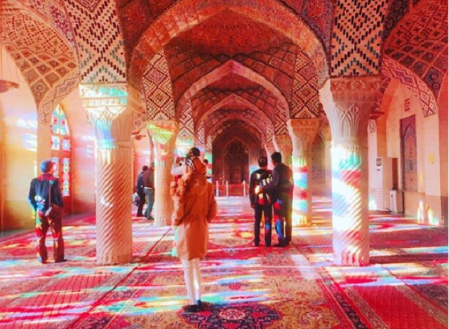 イランモスク