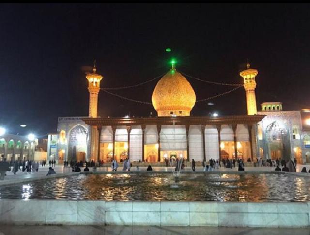イランモスク2