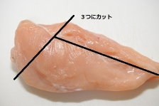 鶏むね肉1