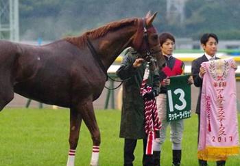 20181023manbaken-horse