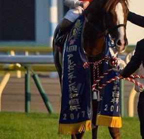 20181101manbaken-horse