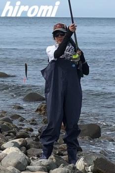 2019.09.05-2 鮭釣り?