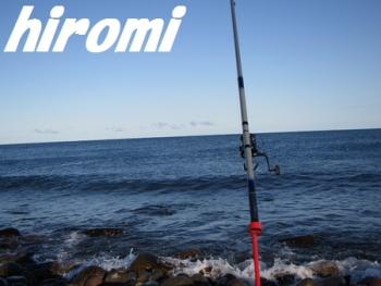 2019.09.05-1 鮭釣り?