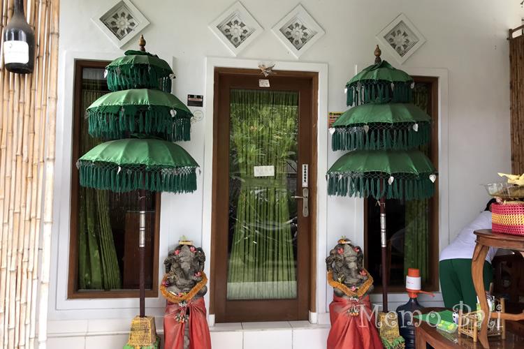バリ島 街スパManik Bali Massage(マニックバリマッサージ) MemoBali