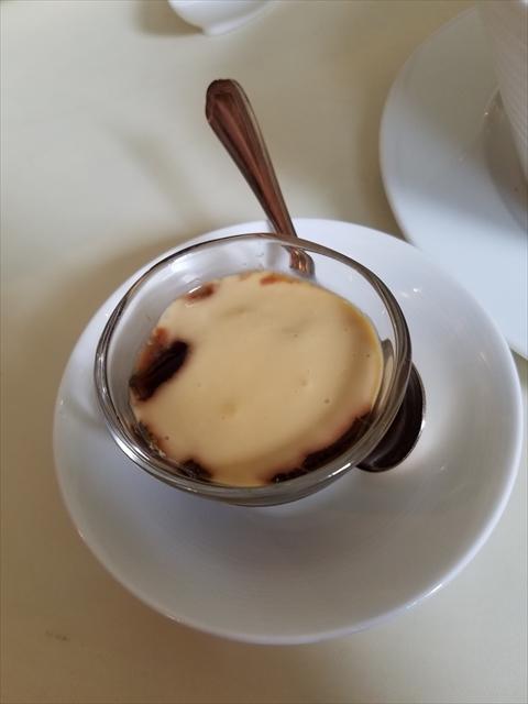 20181002_120609_R プーアール茶のデザートって言ったような