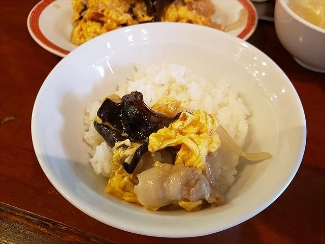 20190605_114904_R 安い豚肉だろうけど意外と脂が美味しいい。オリーブオイル足してるのか