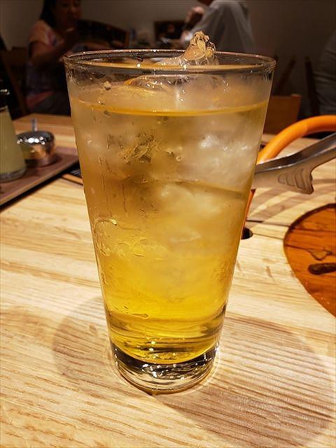20190601_194300_R サンピンハイ500円、ほぼアルコールは感じない