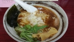 煮干しラーメン800円