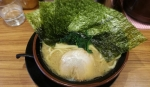 豚骨醤油ラーメン 700円です!