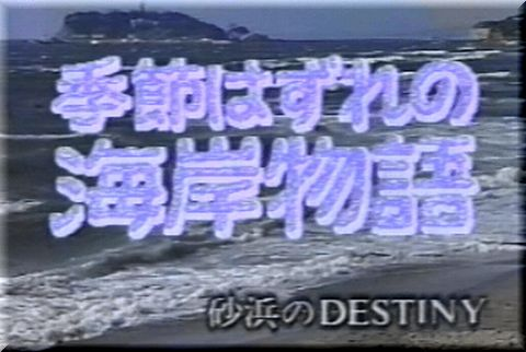 季節はずれの海岸物語 砂浜のDESTINY (1989)