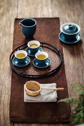 夏の茶席1