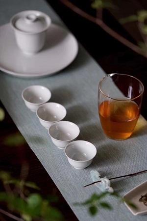 お茶席秋1