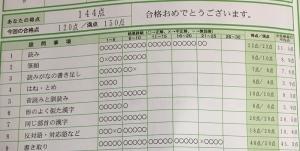 漢字検定9級