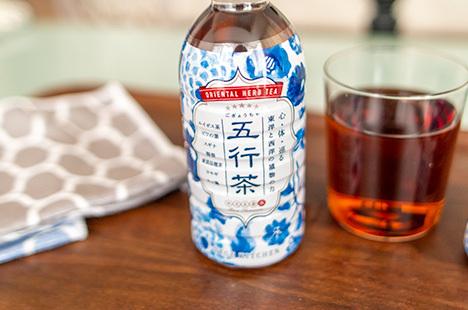 五行茶 水[sui] -オリエンタルハーブティ ペットボトル
