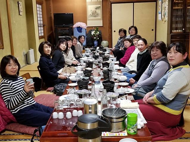 2019キムチ新年会