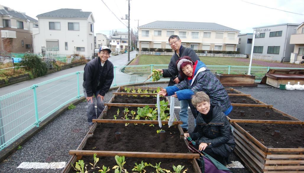 今年の野菜作りが始まります。