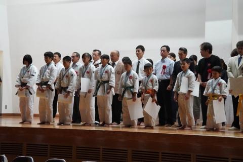 第14回日本拳法愛媛県選手権大会
