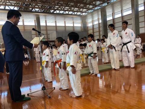 第28回日本拳法徳島総合選手権大会