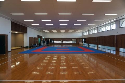 愛媛県連盟強化練習(11月-1)