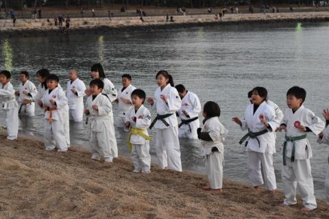 迎春 from 愛媛県日本拳法連盟