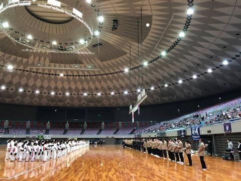 日本拳法全国少年大会・第2回個人戦/第17回団体戦 ご案内