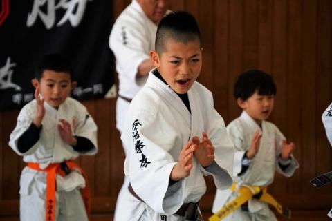 愛媛県連盟 第20回昇段級審査