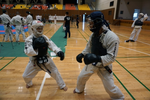 「日本拳法四国総合選手権大会」のご案内