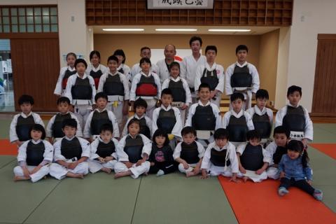 愛媛県連盟「みんなで強くなる!」全国少年大会一週間前強化練習