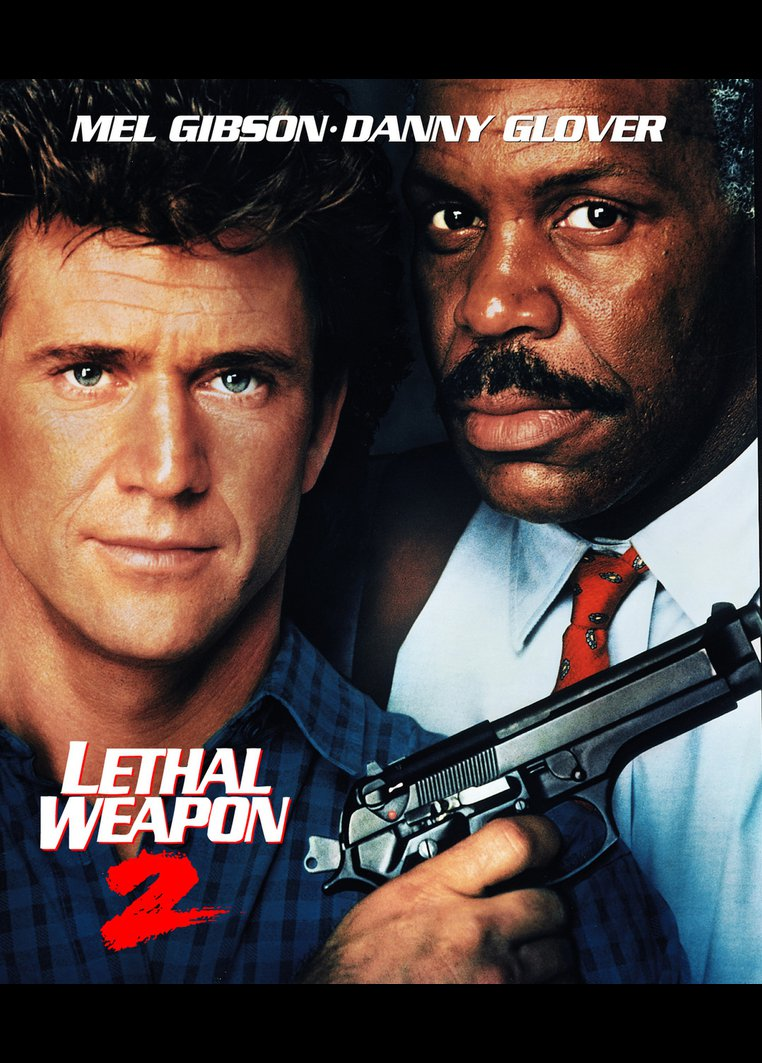 """ON AIR#4416 """"LETHAL WEAPON 2(1989)"""""""