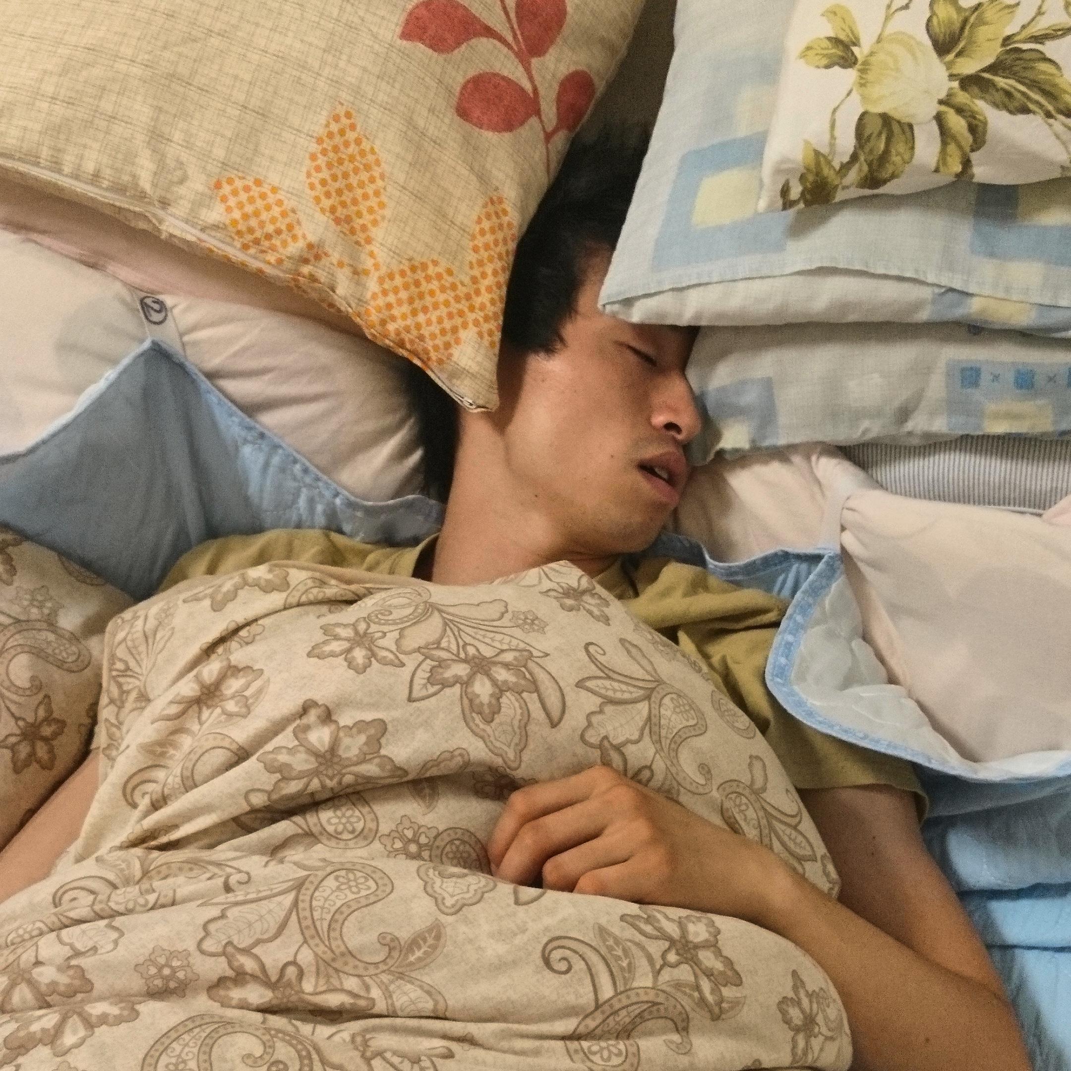 """ON AIR#4438 """"眠って体力回復"""""""