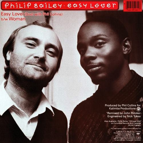 "ON AIR#4512 ""Easy Lover/Philip Bailey, Phil Collins"""