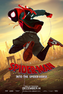 "ON AIR#4463 ""SPIDER-MAN: INTO THE SPIDER-VERSE(2018)"""