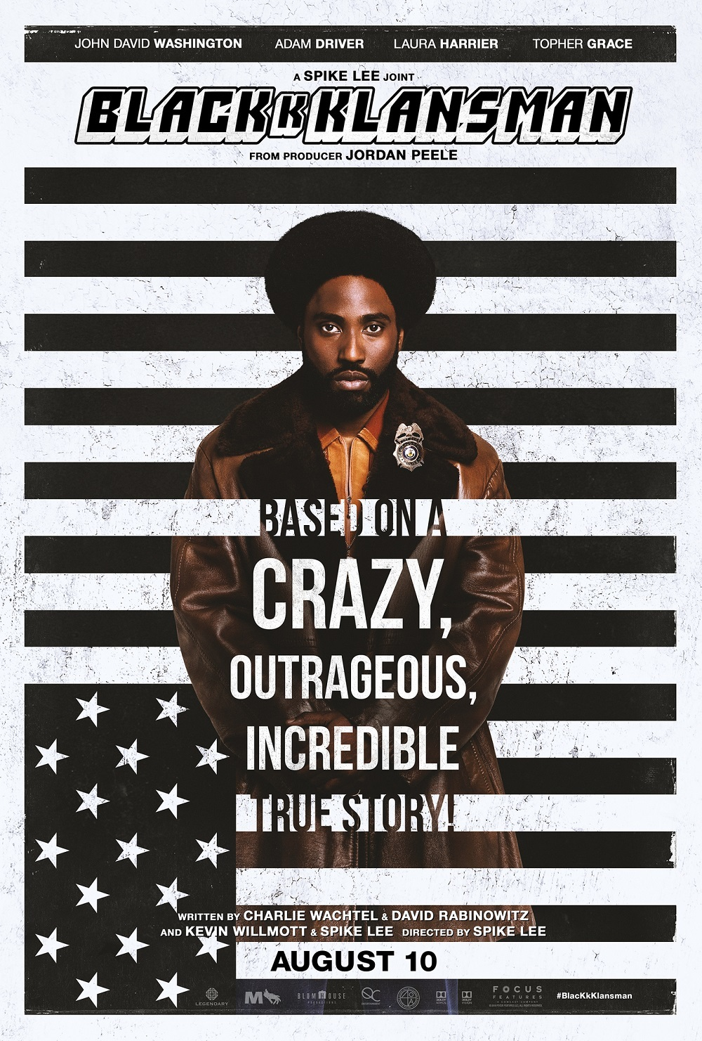 "ON AIR#4466 ""BLACKKKLANSMAN(2018)"""