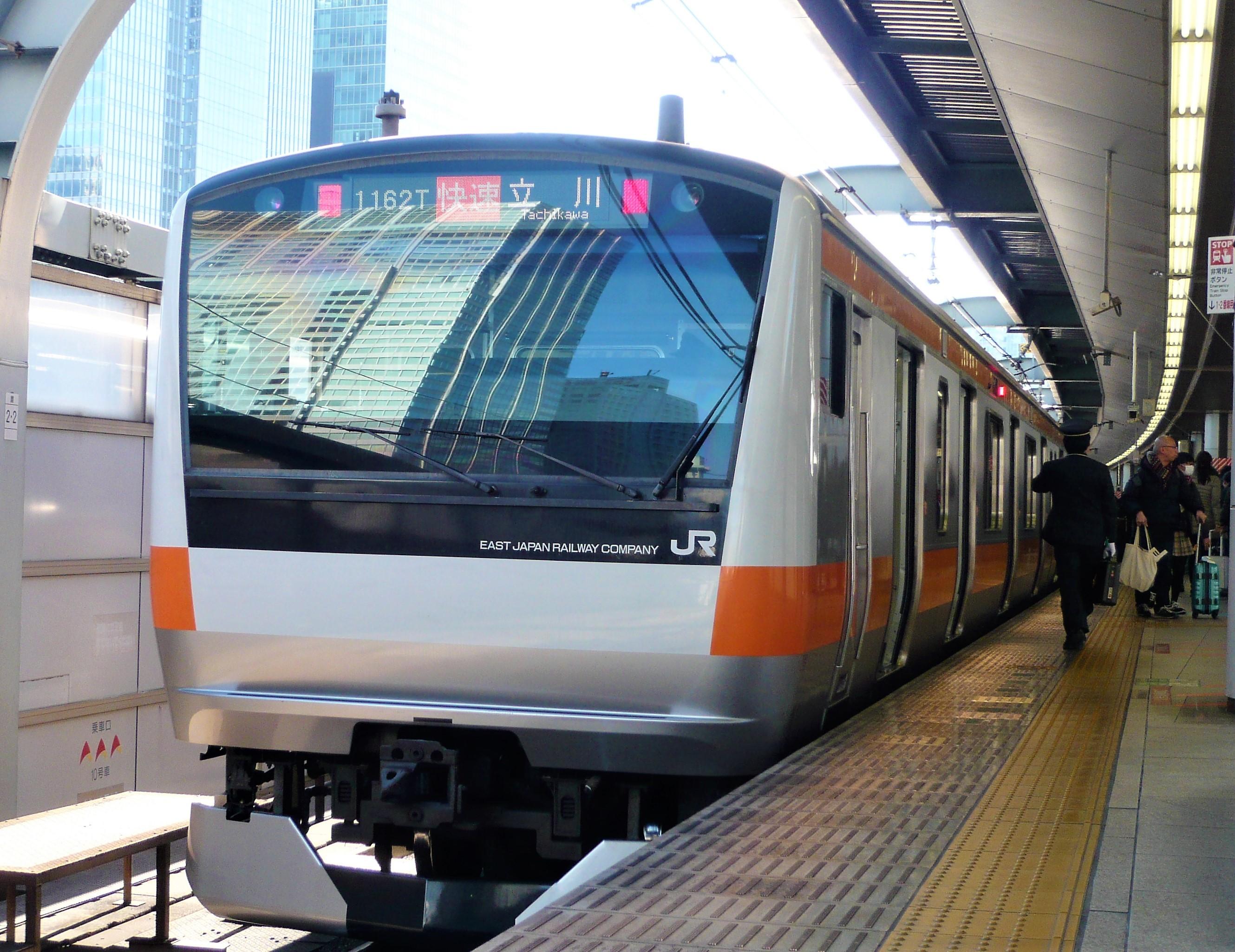 東京2番線