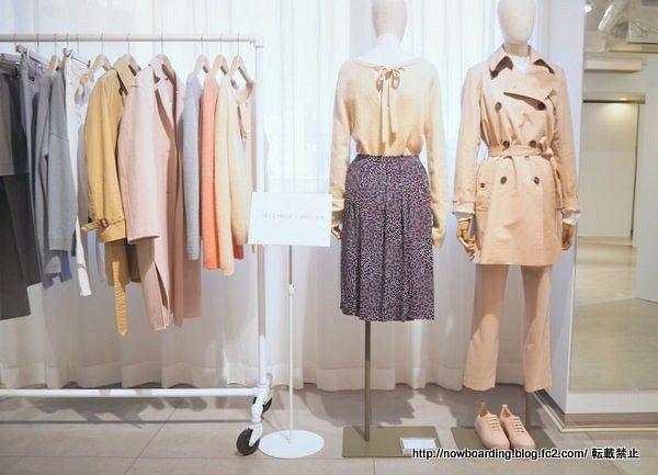 コントワーデコトニエ 感想ブログ Comptoir des Cotonniers 2019春夏新作