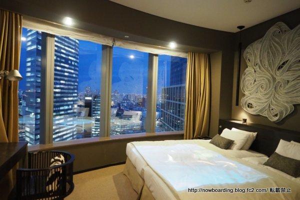THANNCASA 夜景 パークホテル東京