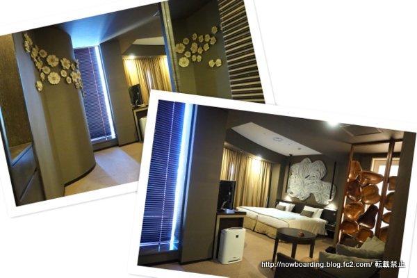 THANN CASA パークホテル東京 タン 客室