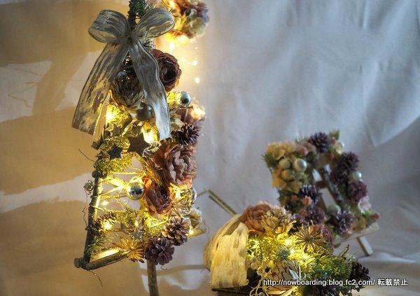 クリスマス アーティフィシャルツリー「シュマン」 ブログ