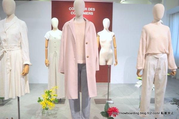 コントワーデコトニエ 感想ブログ Comptoir des Cotonniers ウールダブルフェイスチェスターコート