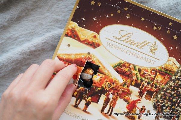 クリスマスマーケット アドベントカレンダー リンツ リンドール