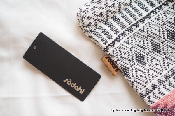 Sodahl( ソダール)のナバホクッションカバー ギルト購入品 GILT