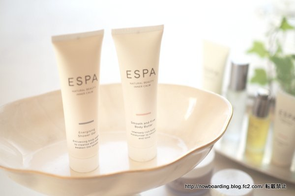 ESPA ESPA ボディケア Smooth and Firm Body Butter Energising Shower Gel