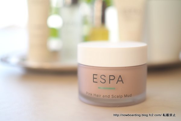 ESPA Beauty Explorer Collection Pink Hair and Scalp Mud