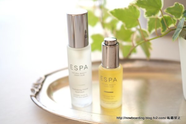 ESPA Beauty Explorer Collection Hydrating Floral Spafresh Optimal Skin ProSerum