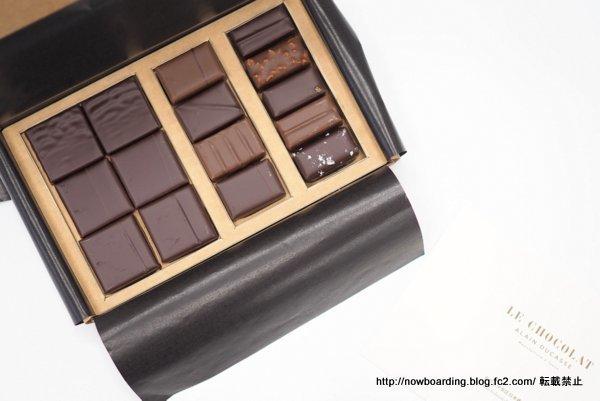 ル・ショコラ・アラン・デュカス 大丸・松坂屋の2019バレンタインチョコレート