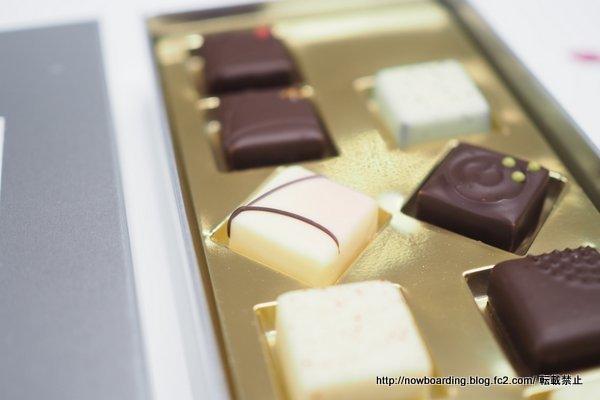 八芳園 kiki 大丸・松坂屋の2019バレンタインチョコレート
