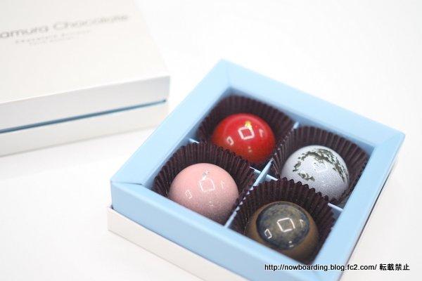 Nakamura Chocolate バレンタイン チョコレート