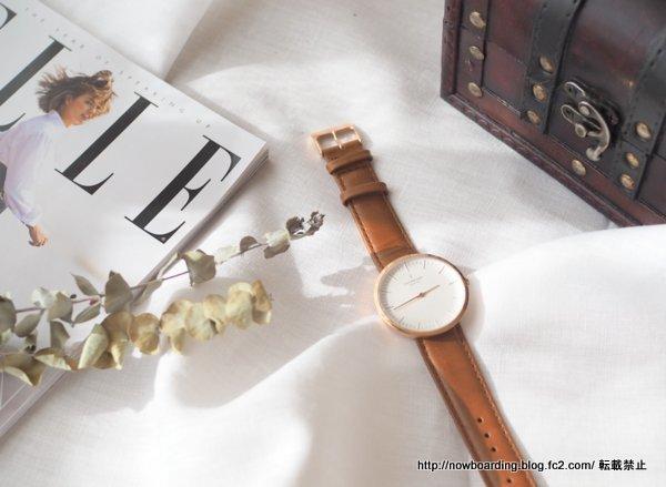 ノードグリーンの腕時計インフィニティ nordgreenのinfinity