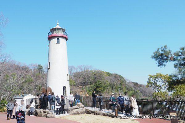 ムーミンバレーパーク 灯台