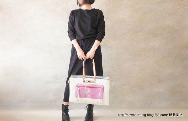 FruitenVeg(フルーテンベグ)の女性用かわいいPCバッグ